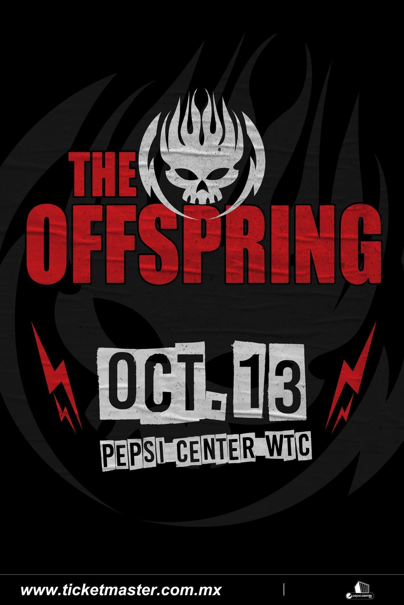 The Offspring Pepsi Center wtc.jpg