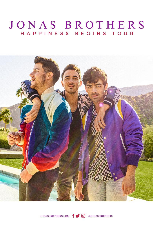 Jonas Brothers Palacio Deportes