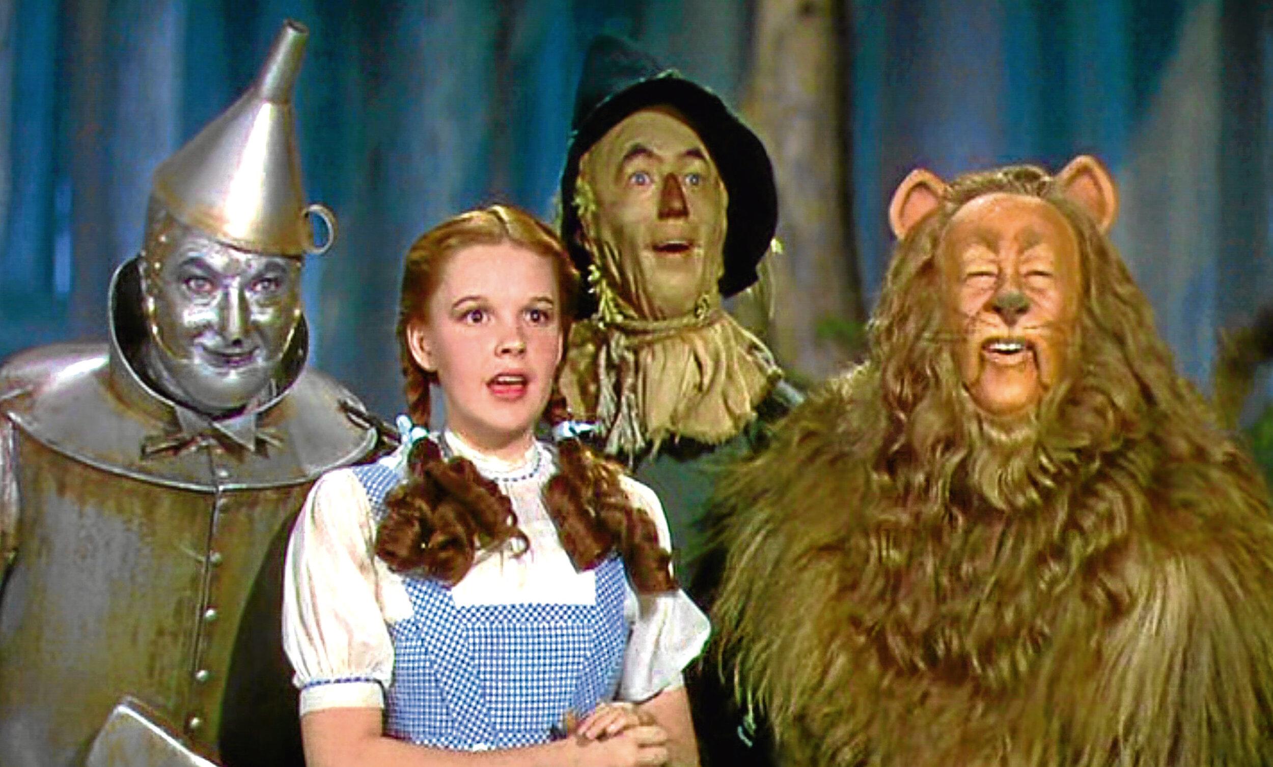 Celebra 80 Años De El Mago De Oz Con La Gran Experiencia Dark Side Of Oz Velv
