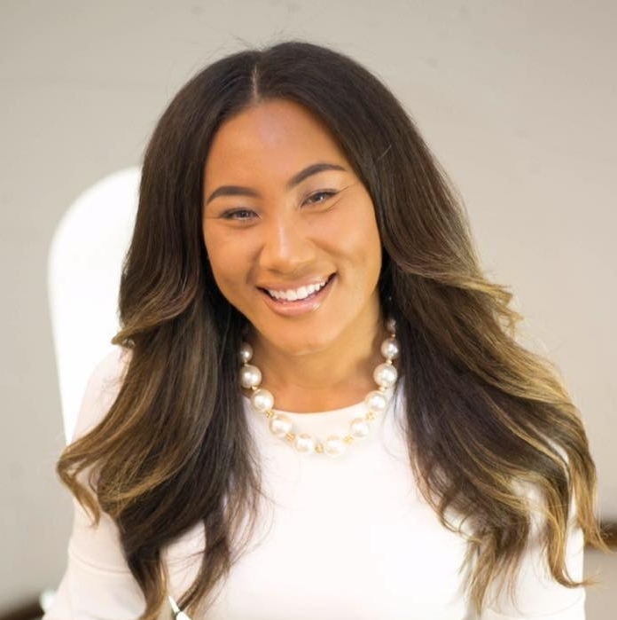 Founder of I AM Blossoms International, and She Was Made