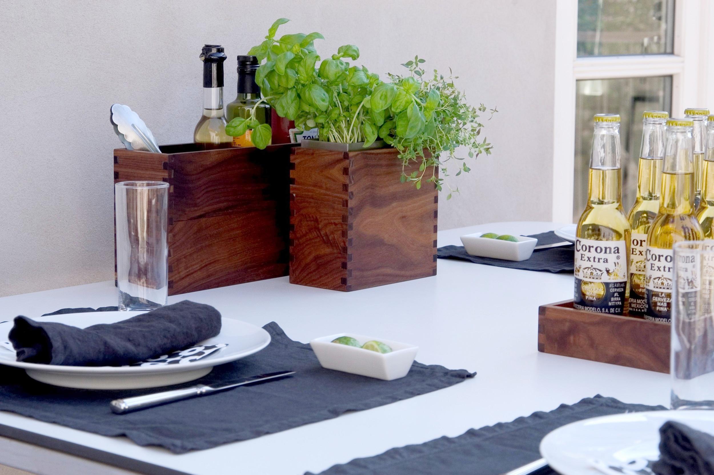 Gør hjemmet hyggeligt og praktisk     Med flot design er det faktisk nemt at have det nødvendige ved hånden og alligevel have et flot og lækkert hjem