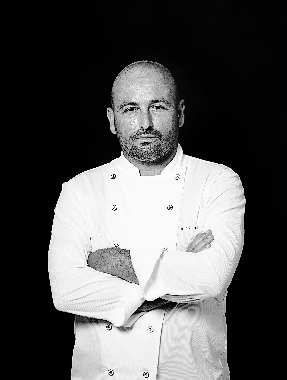 Chef Jordi Parra