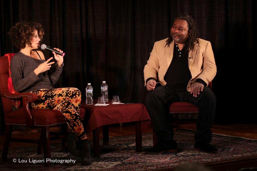 Rodney interviews Cyrille Aimee