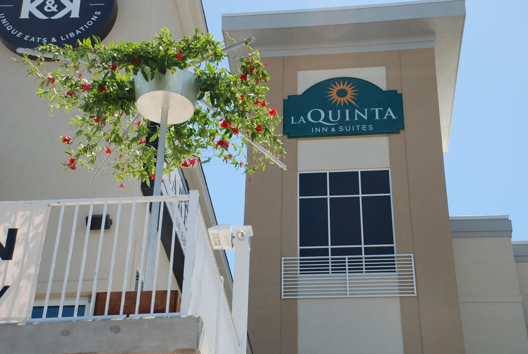 La Quinta Inn in Ocean City, Maryland