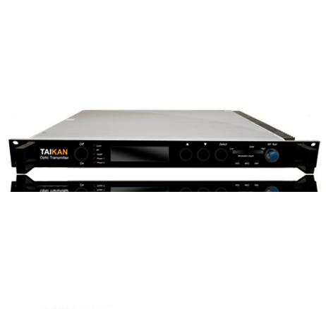 optical transmitter 1310 1550 taikan scte fiber hfc forward path receiver RFoG network infrastructure equipment and hardware