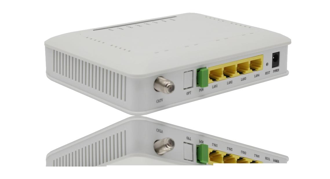 ONU optical network unit gpon gepon fiber taikan scte