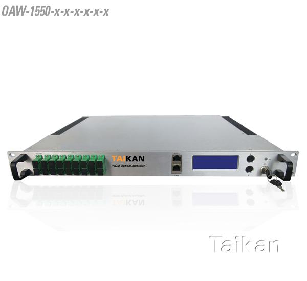 wavelength division multiplexing WDM EDFA ERBIUM doped fiber amplifier fiber hfc taikan scte