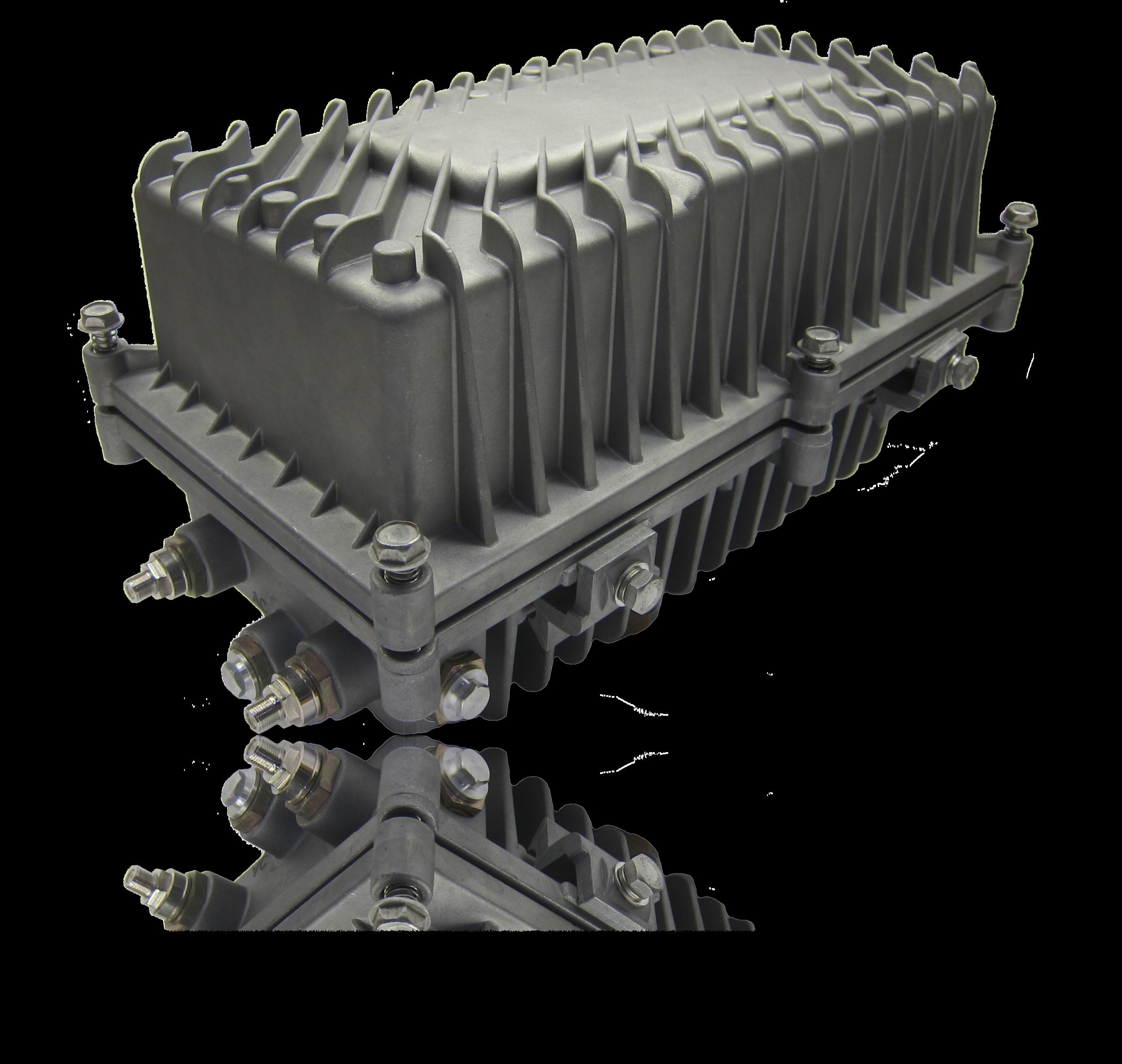 BNA860_C 1 ghz 4 port optical node amplifier fiber HFC network Taikan scte