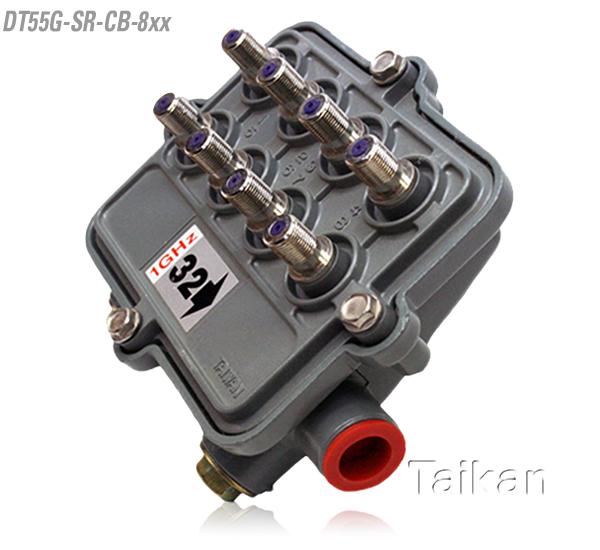 dt55g-sr-cb-8xx eight way port outdoor tap