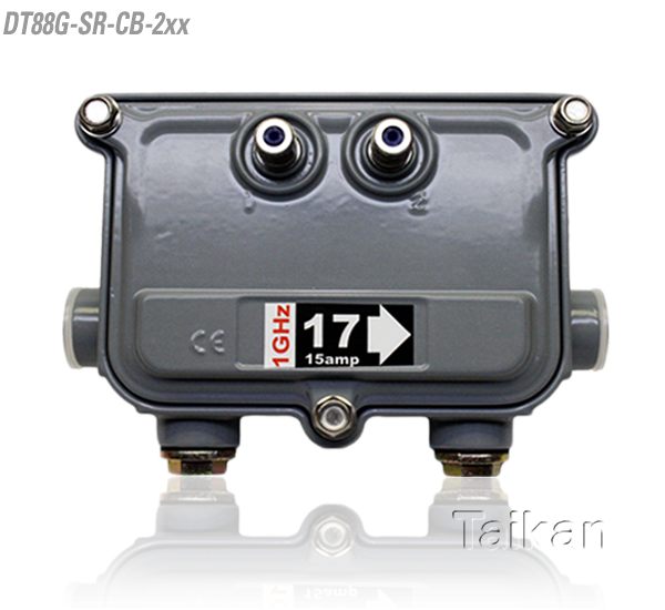 dt88g-st-cb-2xx 88 series two way port outdoor tap