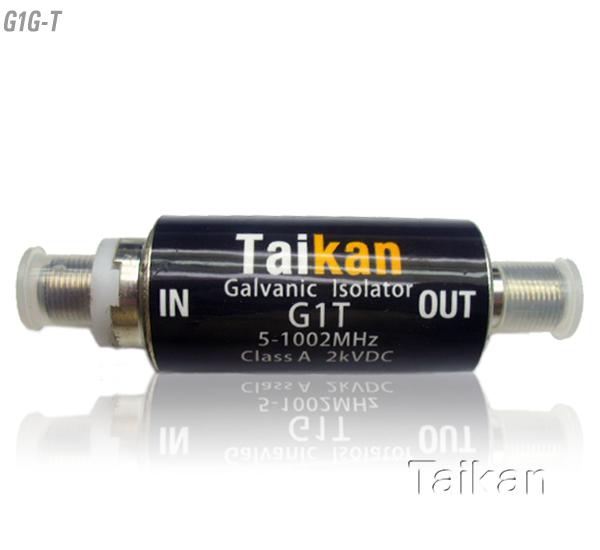 tubular galvanic isolator g1g-t