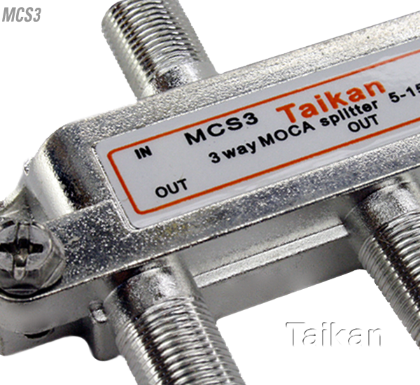 moca_close 30 way moca splitter bandwidth Taikan scte broadband cable premise