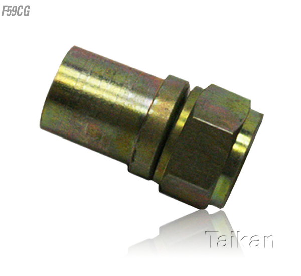 f59cg f connector