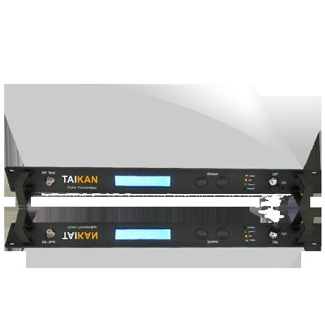 1310_OT_C optical transmitter NTSC PAL DIGITAL catv fiber hfc taikan scte