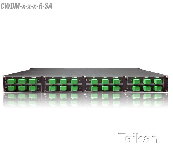 Coarse Wave Division Multiplexer MUX/DEMUX