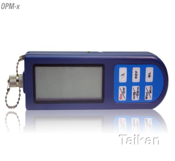 OPM optical power meter 1310 nm & 1550 nm sc/apc or fc/apc fiber hfc taikan scte