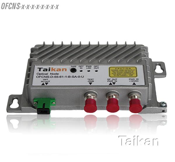 single fiber optical node