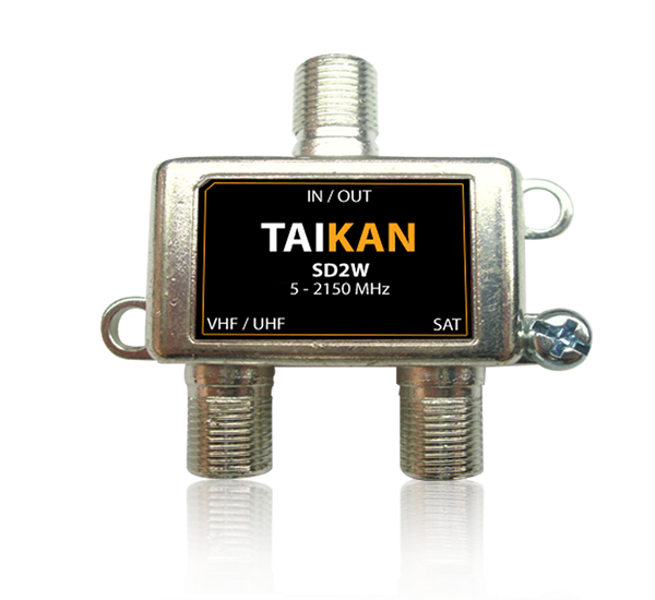 SD2W diplexer satellite signal terrestrial signal cable tv taikan scte for network infrastructure