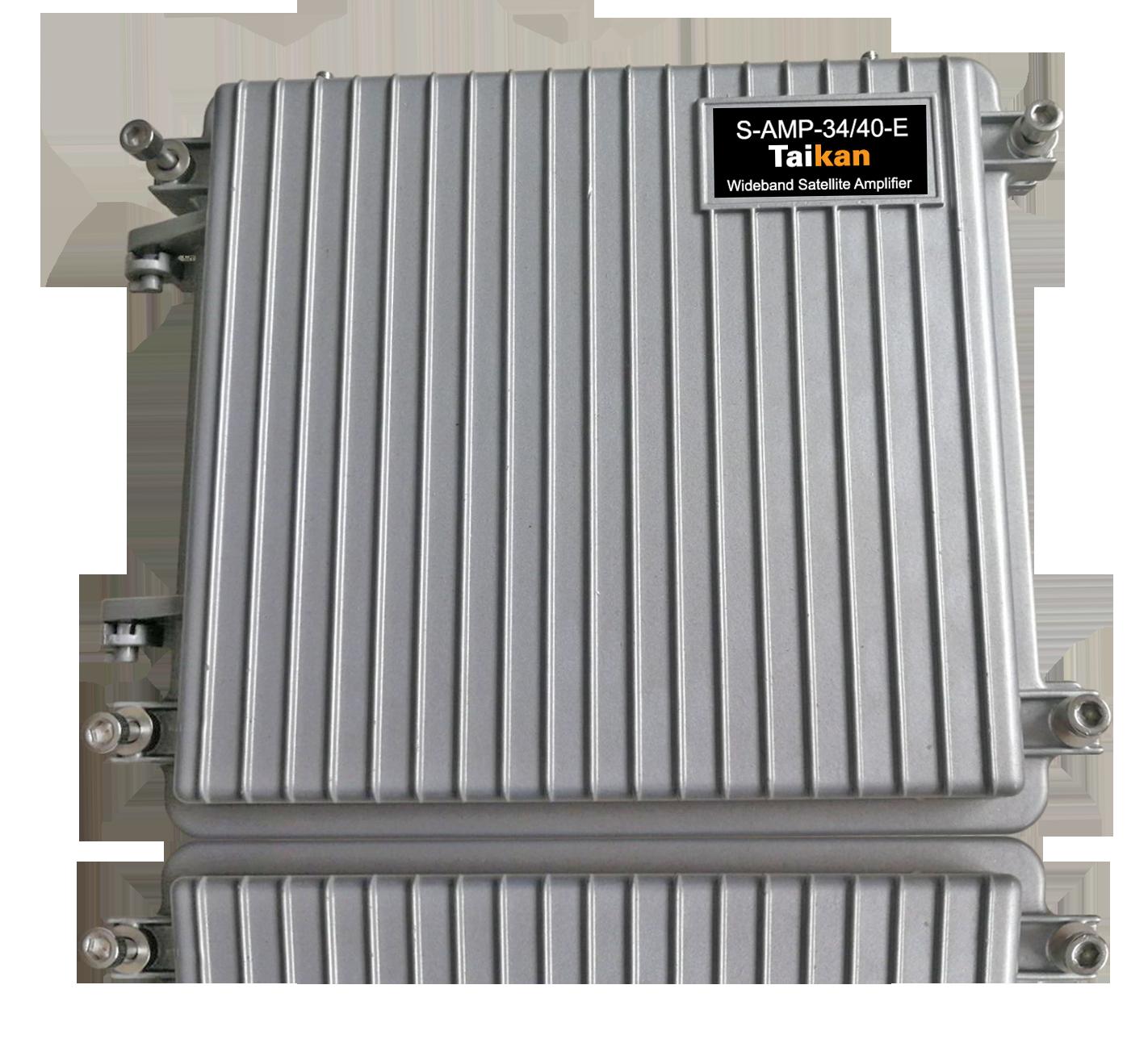 Satellite Amplifier 1 terrestrial and satellite signals taikan scte for network infrastructure