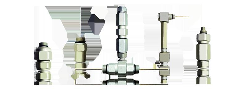 hardline connectors