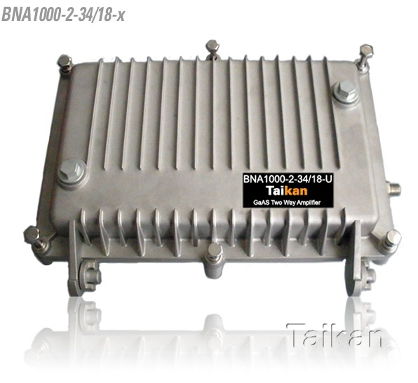 bna 1000 mhz 1 ghz frequency 2 way line amplifier