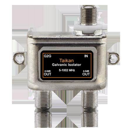 drop passives Galvanic isolator drop taps t & L shape taps horizontal and vertical splitters