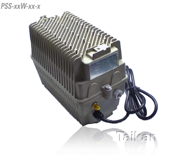 Strand mount power supply