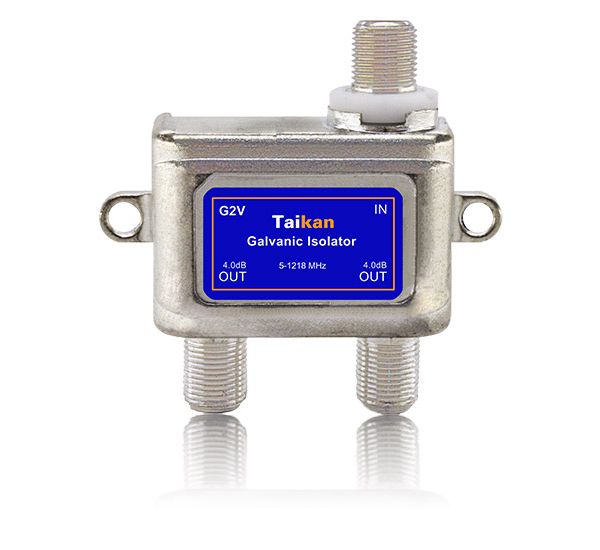 Galvanic Isolators   Protect and distribute your signal throughout the premise
