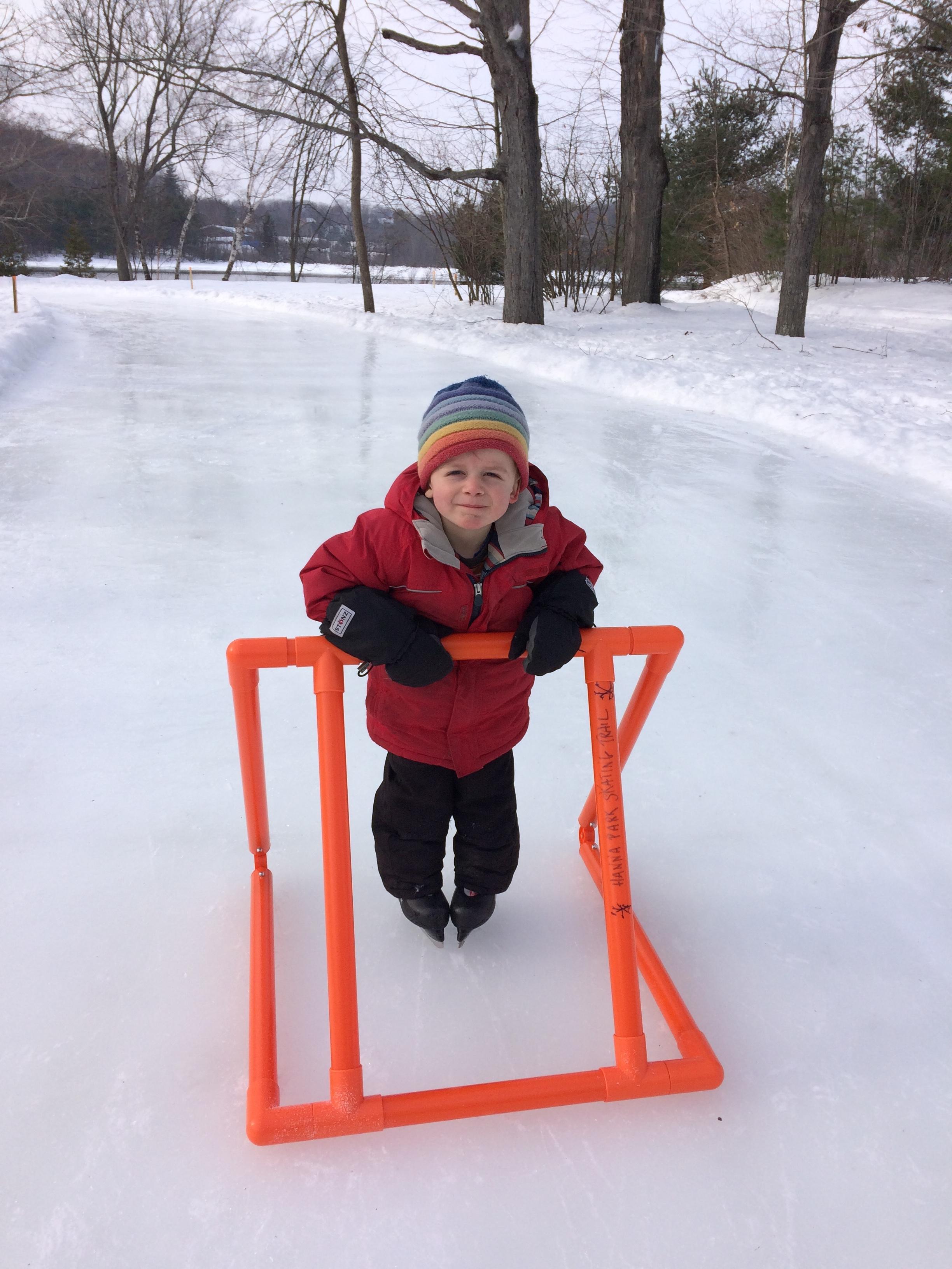 Hanna Park Skating Trail