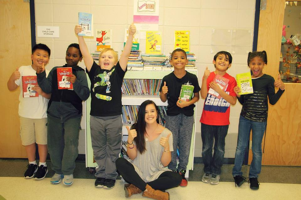 Times Free Press - New non-profit provides books for local students.