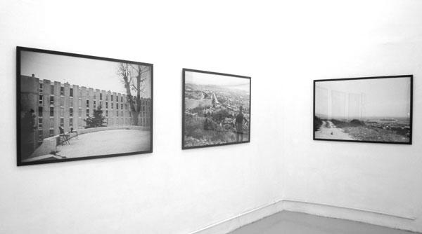Teddy Seguin - Galerie Porte Avion - 2016