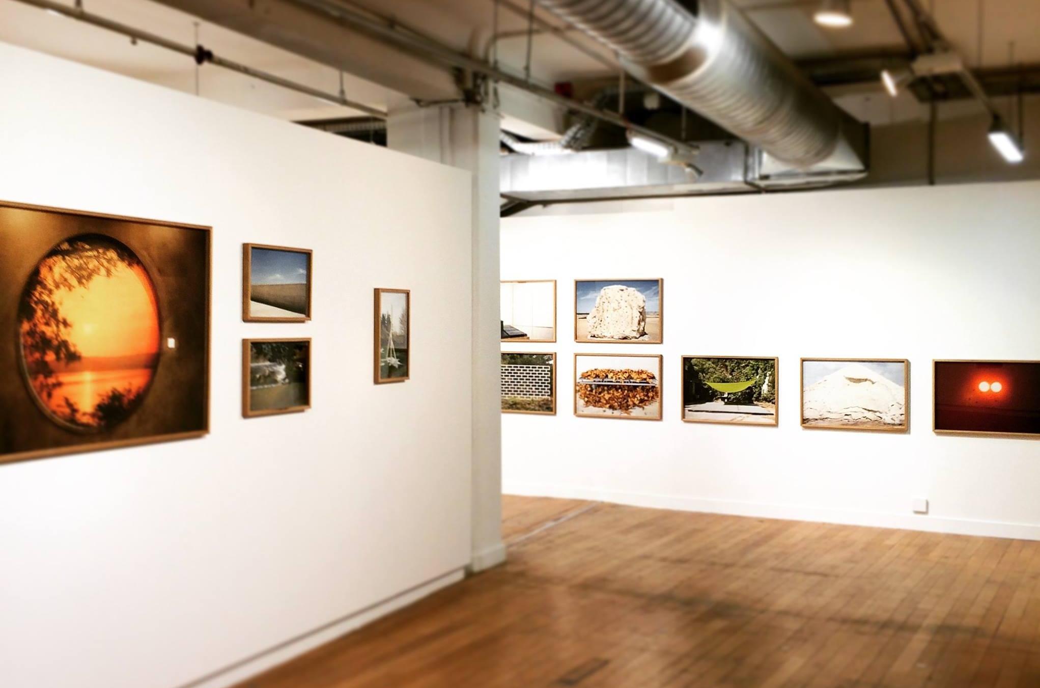 André Mérian - Galerie du Cinquième - 2016