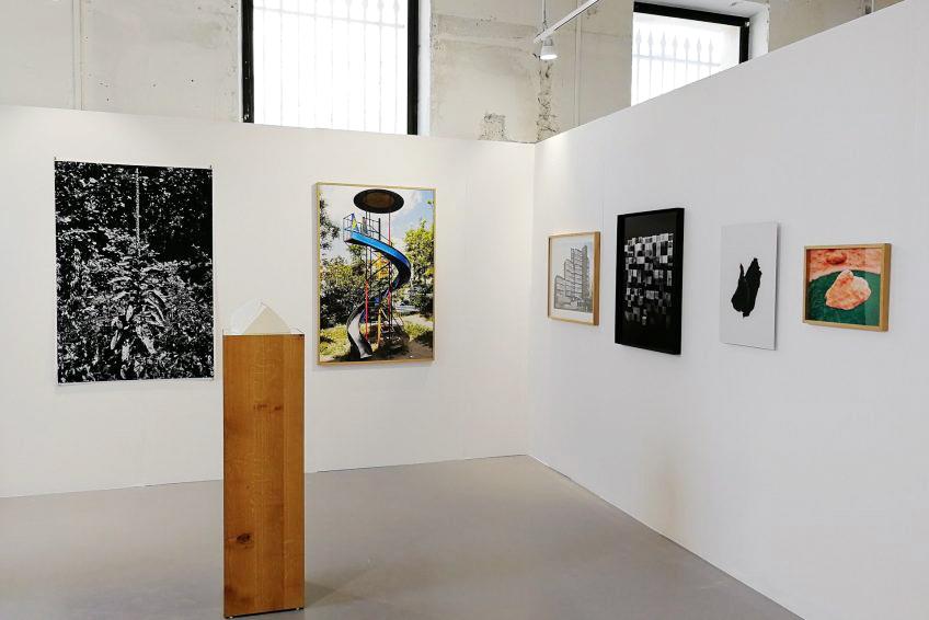 Salon Polyptyque - expo collective - Marseille - 2018
