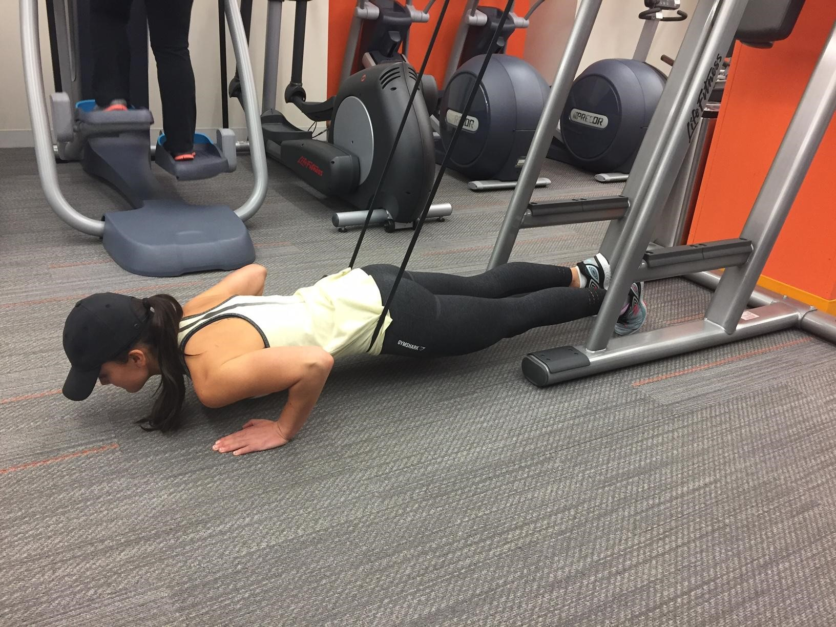 Resistance Band Assisted PU End