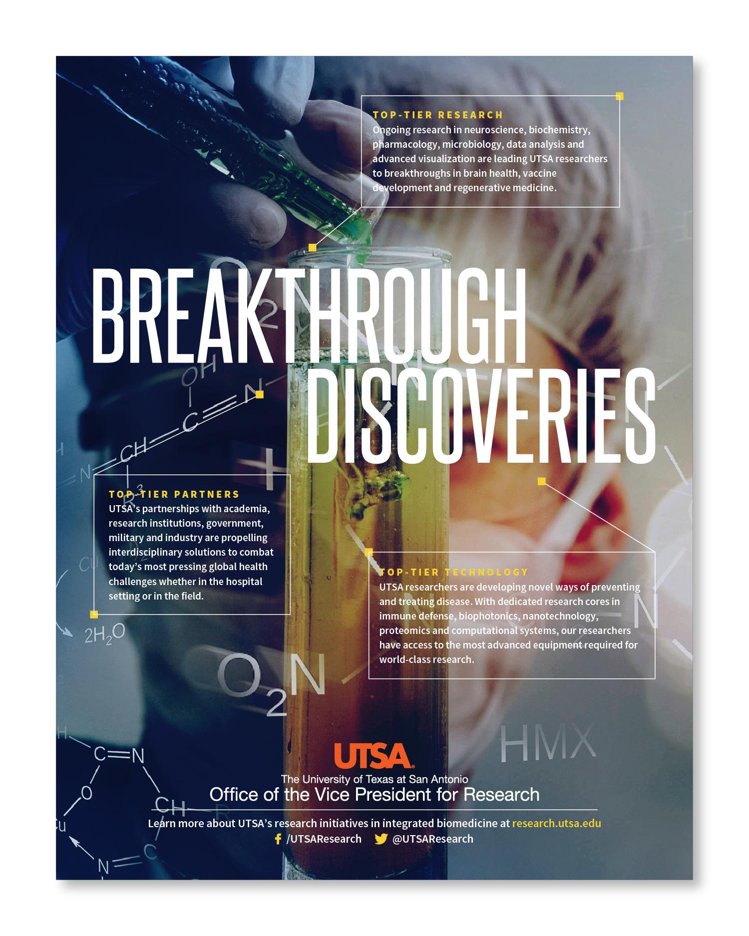 UTSA Research