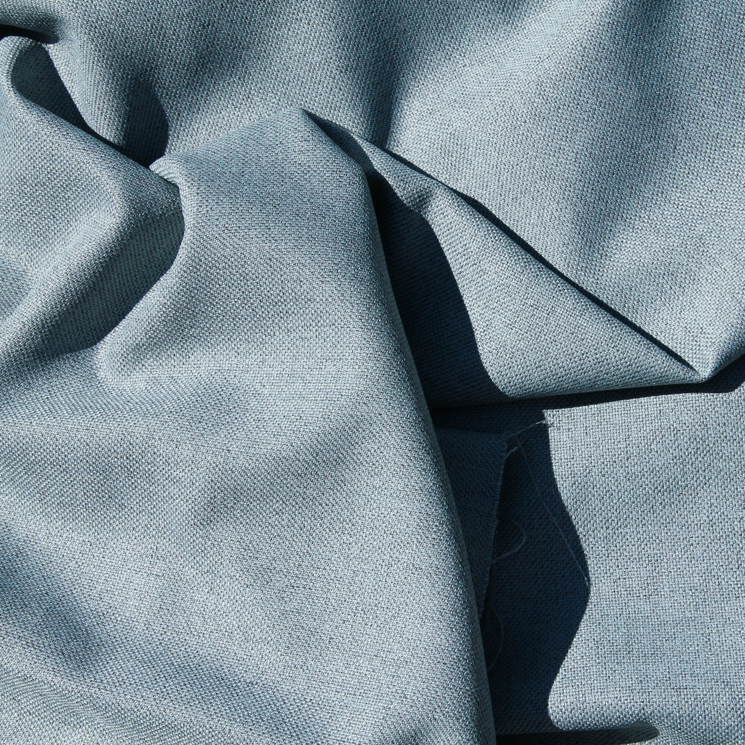 POTTERY BLUE WOOL