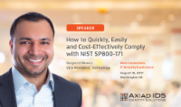 How to quickly, easily, and cost-effectively comply with NIST SP800-171