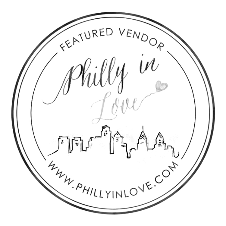 Featured Vendor - Philly in Love