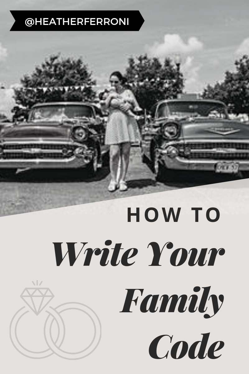 How to Write Your Family Code - Blog