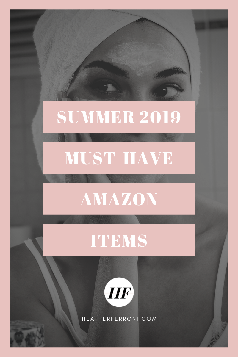 Summer 2019 Amazon Must Have Items