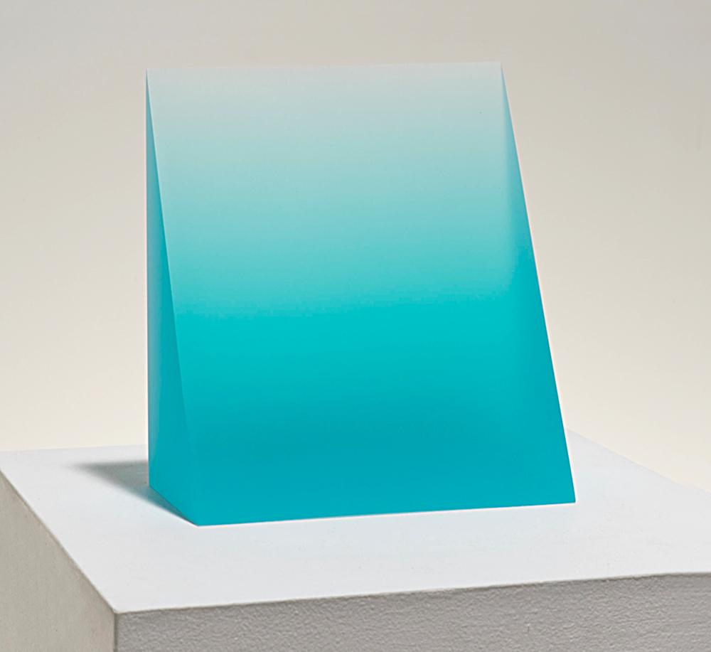 Turquoise Wedge, 2015