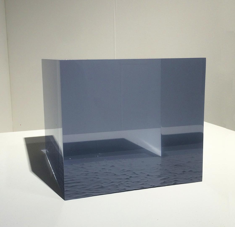 6/3/16 (Clear Grey Box), 2016