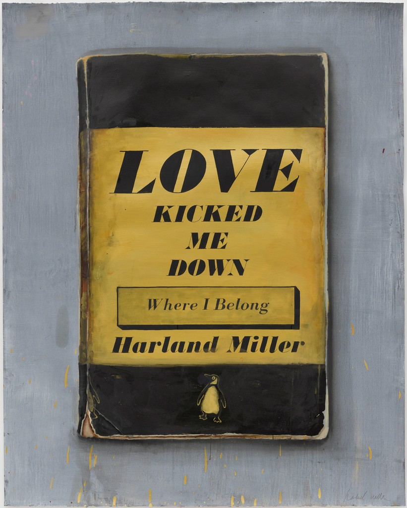 Love Kicked Me Down (Where I Belong), 2012