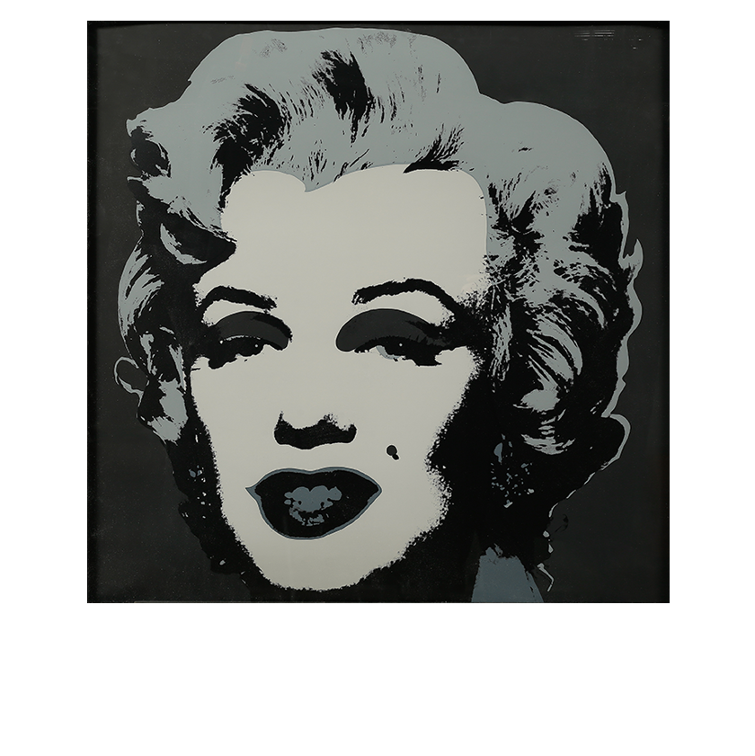 Marilyn: one plate, 1967