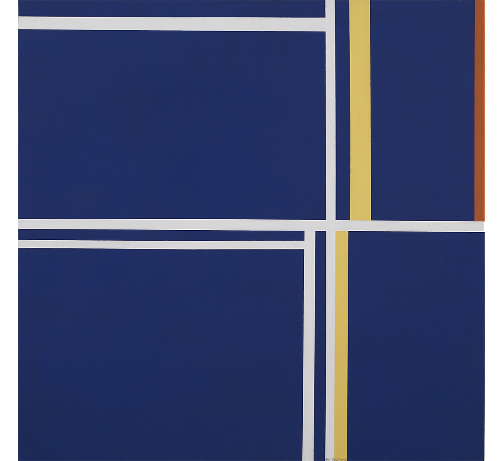 Abstraction in Square, 1978