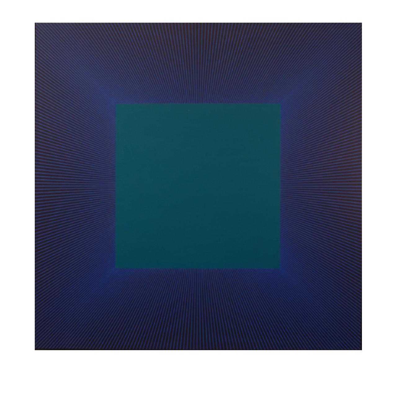 Centered Square 1017, 1981-2011