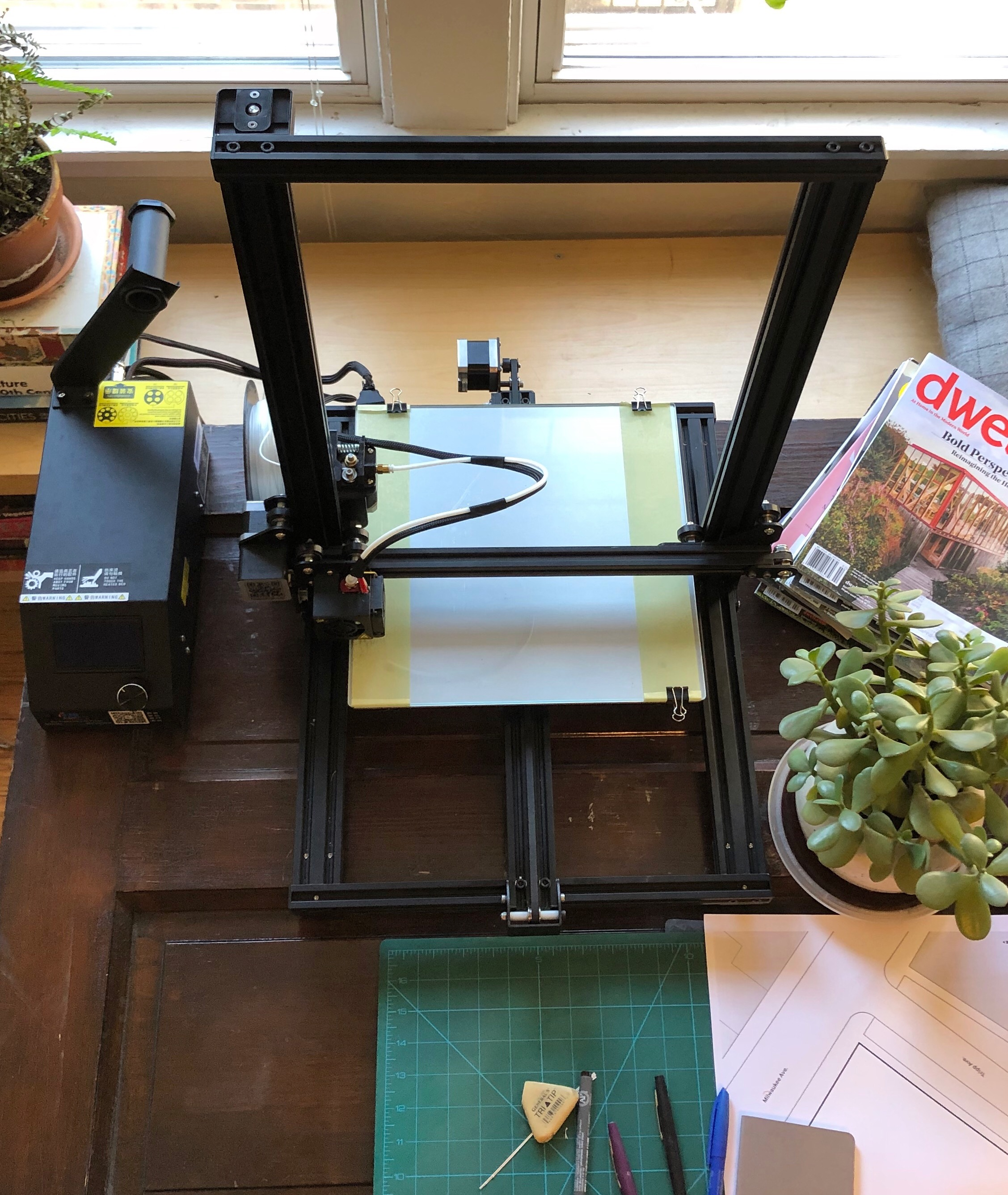 Chicago Mobile Makers 3D Printer