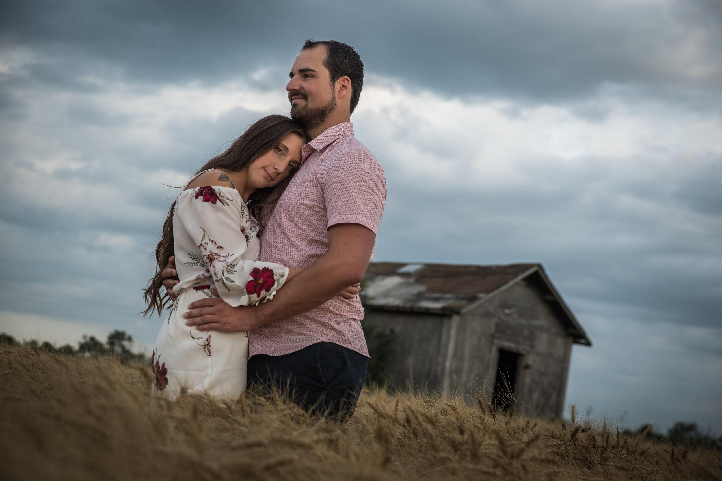 Winnipeg Engagement Photographer