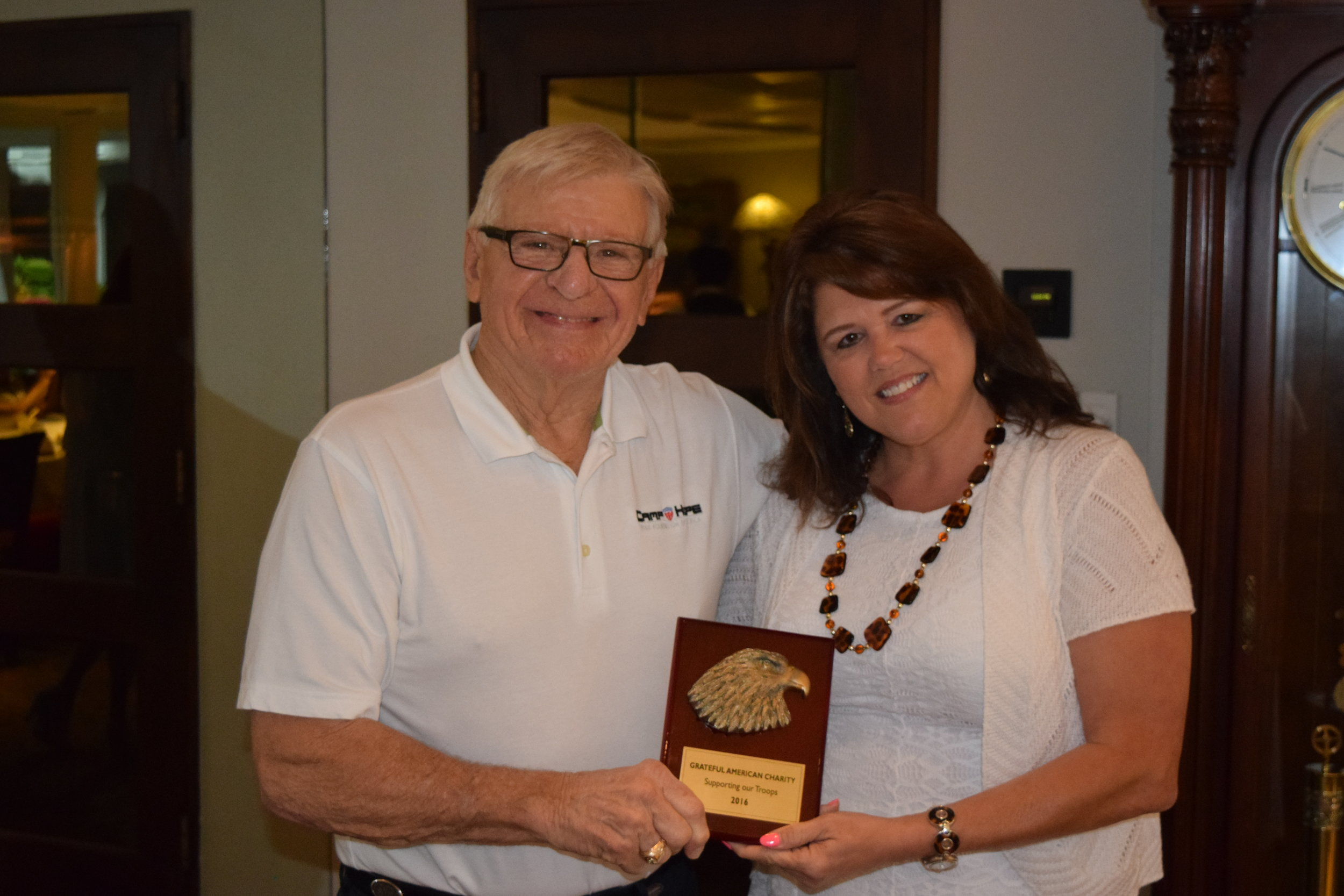 Debbie Sulzer and Francis Property Management