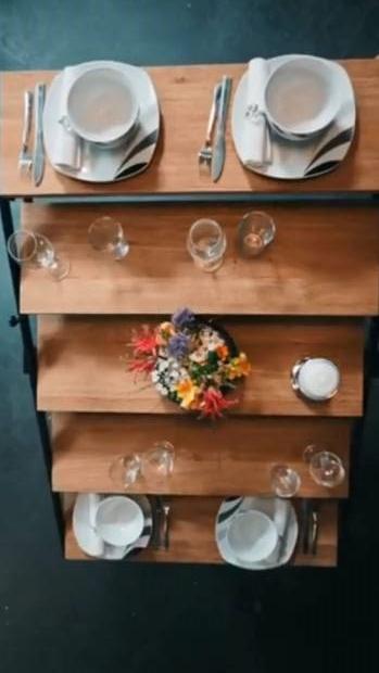 Shelf or table?